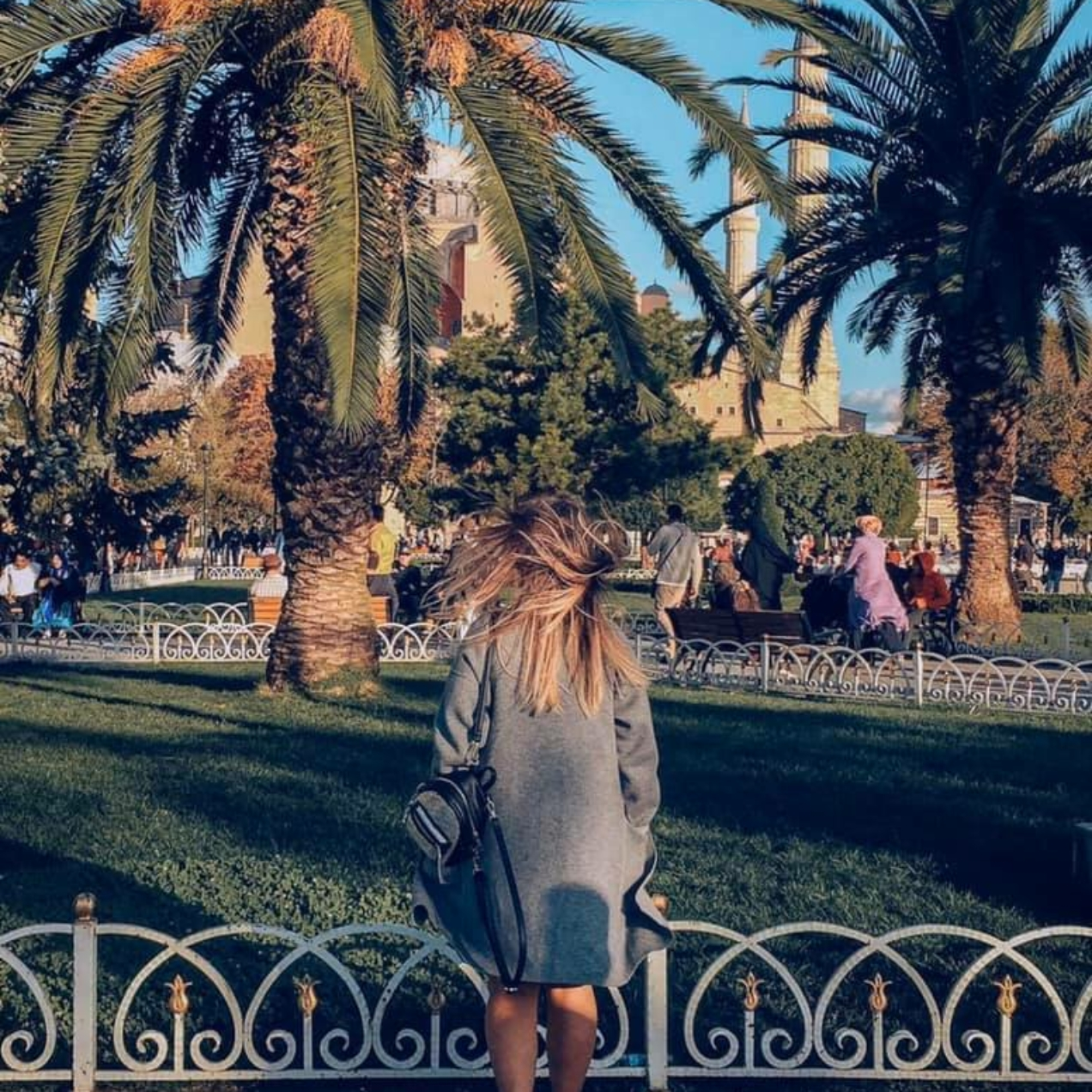 HAGIA SOPHIA – a miracle hiden in TURKEY